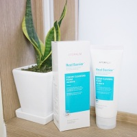 Real Barrier Cream Cleansing Foam Korean Beauty Review
