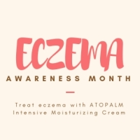 Eczema Awareness Month with ATOPALM
